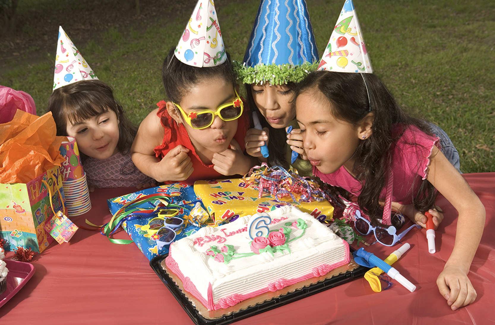 Children Birthday Party Miami Florida