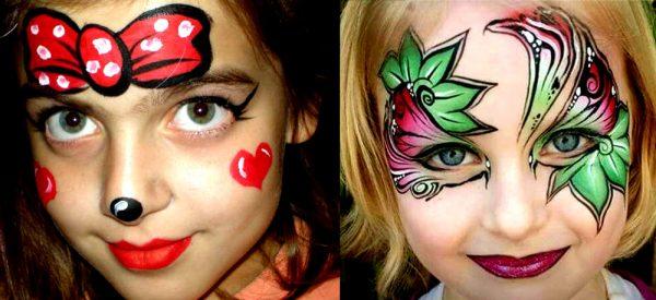 Anniversaire Enfants Monaco Maquillage