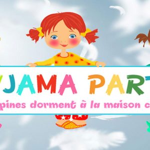Anniversaire Enfants Monaco Pyjama