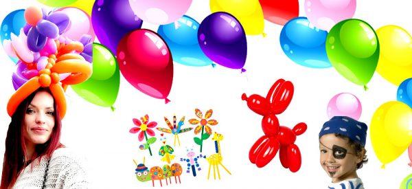 Anniversaire Enfants Monaco Ballons