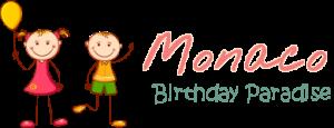 Anniversaire Enfants Monaco Logo